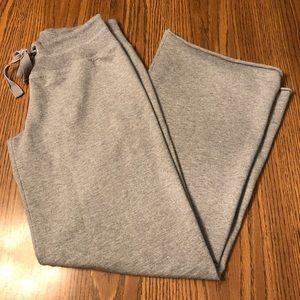 Lucky Brand Wide Leg Sweat Pants
